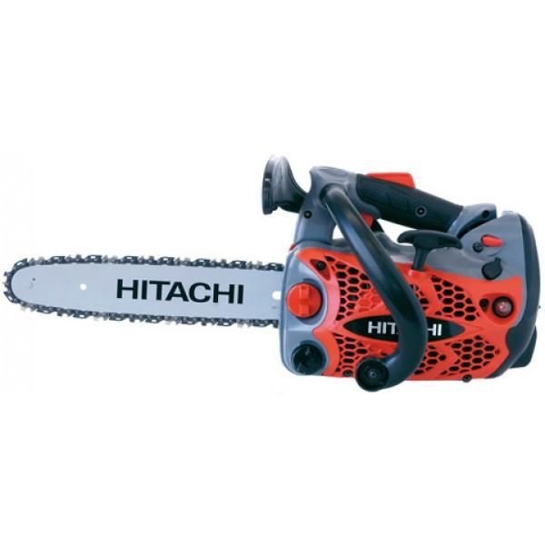 Hitachi CS33ET бензопила  бензопила hitachi cs33ea