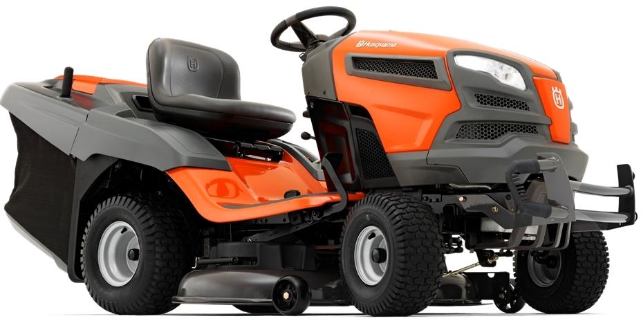 Садовый трактор Husqvarna TC338 садовый трактор husqvarna yth 184t