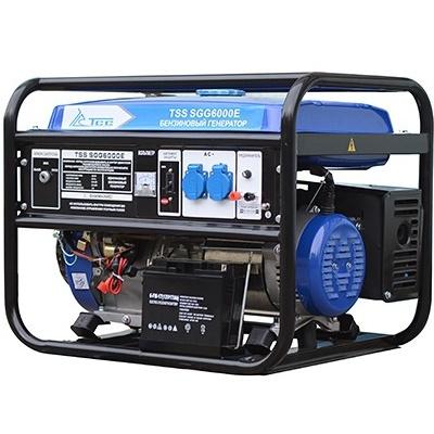 Генератор бензиновый TSS SGG 6000E