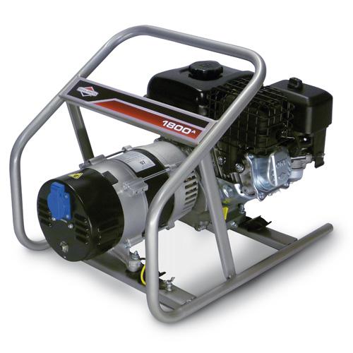 Генератор бензиновый Briggs&Stratton 1800A  генератор бензиновый briggs