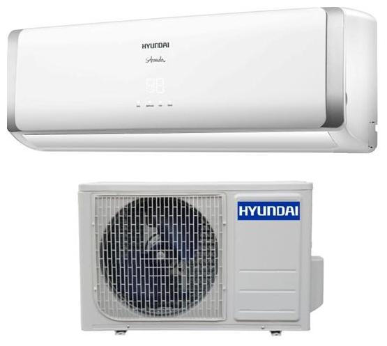 Инверторная сплит-система DC inverter Hyundai H-AR5-09H-UI025 внешний блок hyundai h ari19 09h out