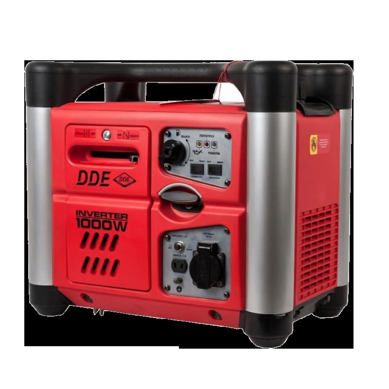 Генератор инверторного типа DDE DPG1001Si  бензиновый генератор инверторного типа dde dpg1001si
