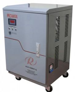 Стабилизатор Ресанта АСН-15000/1-Ц ресанта асн 120001 ц релейный в москве