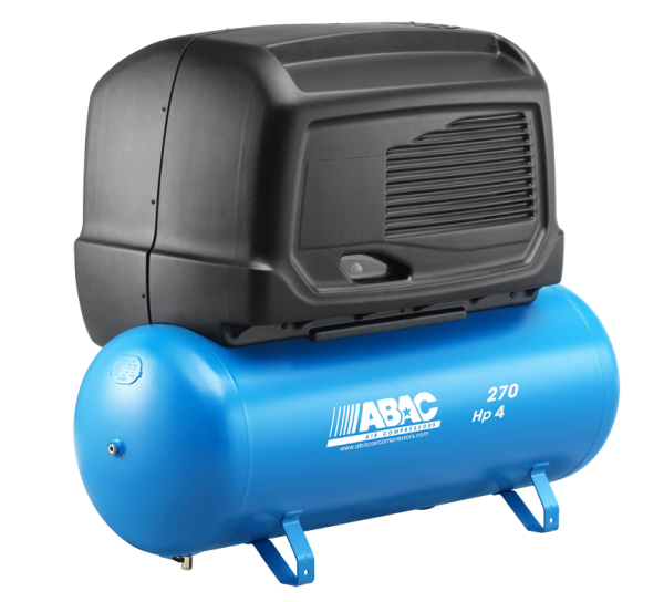 Компрессор ременный ABAC S B4900/270 FT4  бензиновый компрессор abac engineair b4900 270 7hp