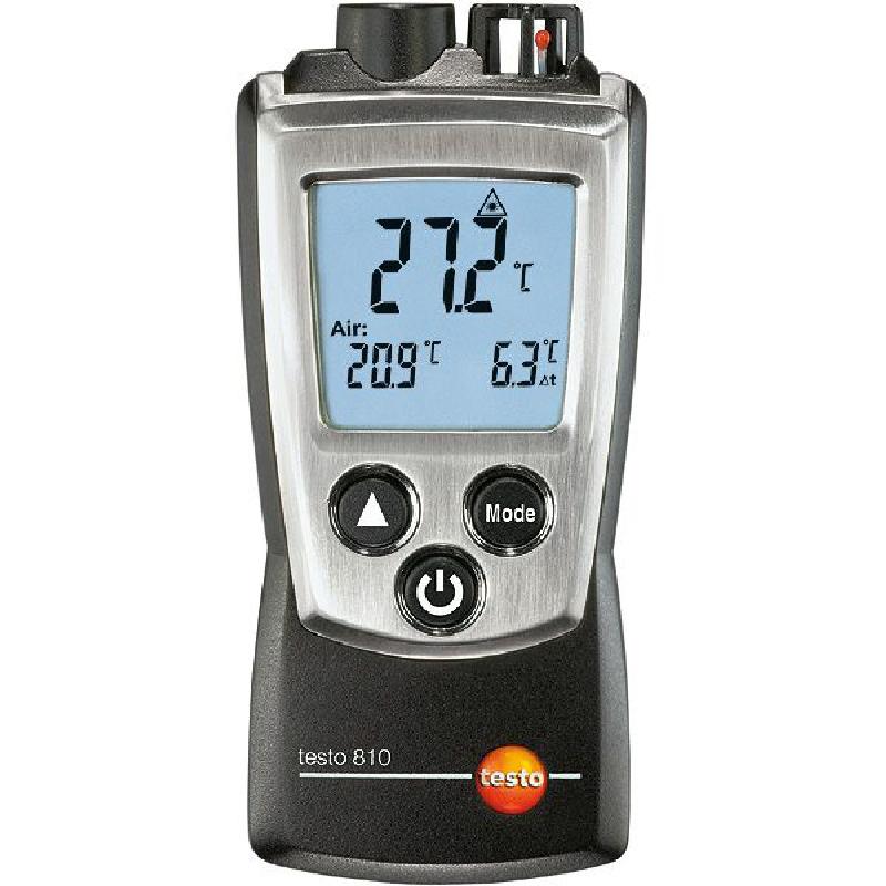 Термометр инфракрасный Testo 810