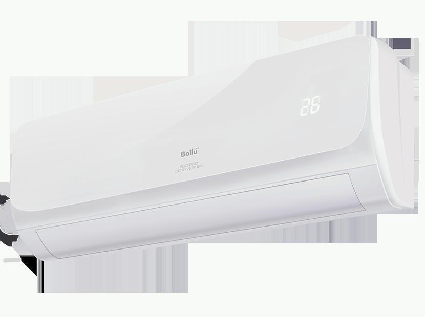 Инверторная сплит-система Ballu Eco Pro Dc-Inverter BSWI-09HN1/EP/15Y