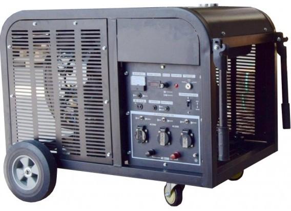 Бензиновый генератор Lifan S-Pro SP11000-1  бензиновый генератор автомат lifan 5gf 5a