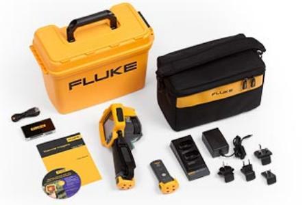 Промышленный тепловизор Fluke Ti32  промышленный тепловизор fluke ti90 9hz