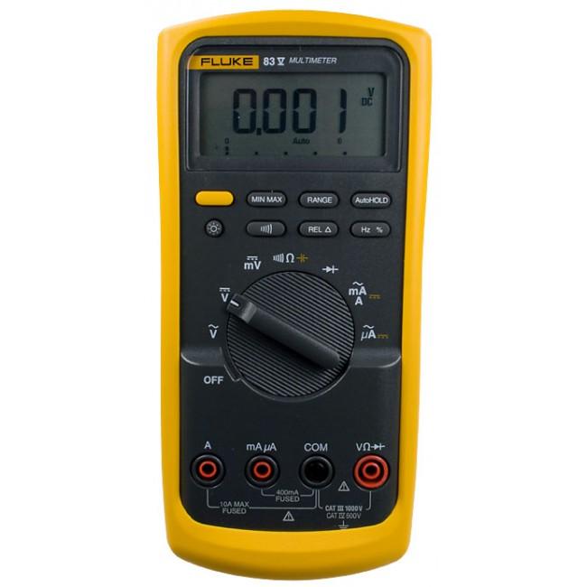 Мультиметр / вольтметр Fluke 83-5/EUR wi fi роутер zyxel keenetic air
