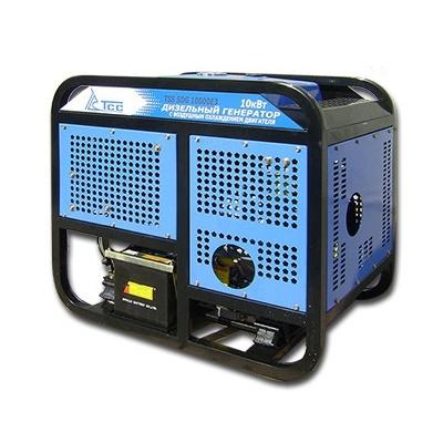 Дизельный генератор ТСС SDG 10000E  дизельный генератор трехфазный тсс sdg 5000eн3