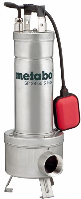 Насос погружной Metabo SP 28-50 S Inox  насос погружной metabo tpf 7000 s