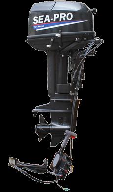 Лодочный мотор Sea-Pro T 30S&E подвесной лодочный мотор б у купить в петербурге