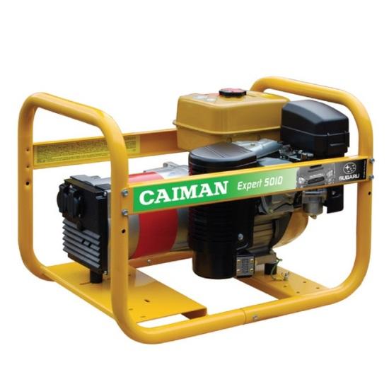Подробнее о Генератор бензиновый Caiman Expert 5010X генератор