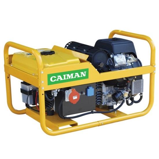 Генератор бензиновый Caiman Leader 10500XL21 DE  генератор бензиновый caiman expert 5010x