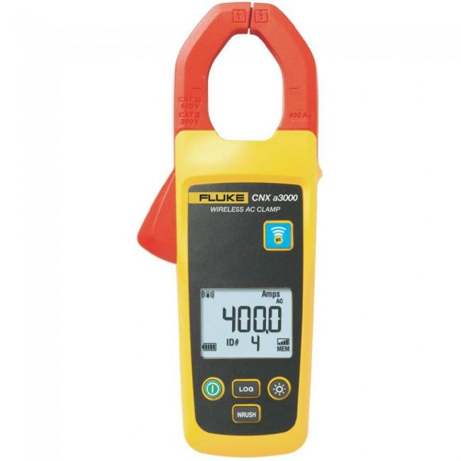 Клещи токоизмерительные Fluke CNX a3000  тестер напряжения fluke cnx i3000 iflex комплект