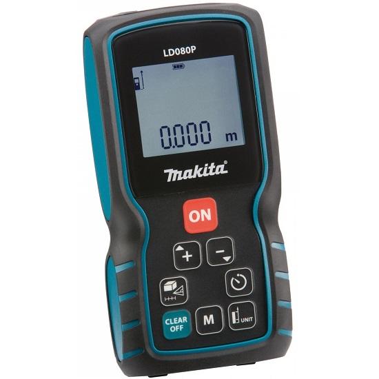 Подробнее о Дальномер Makita LD080P makita ld100p лазерный дальномер black blue