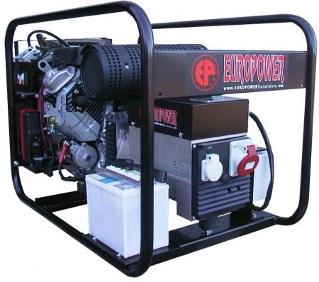 Генератор бензиновый Europower EP10000Е генератор бензиновый europower epsi2000