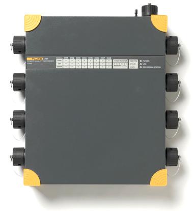 Регистратор качества электроэнергии Fluke 1760TR BASIC  кабель регистратора электроэнергии fluke 1730 cable