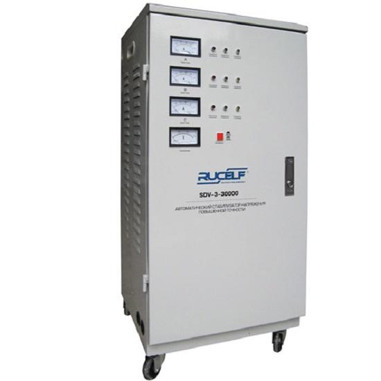 Стабилизатор RUCELF SDV-3-30000 3 3 300 30000