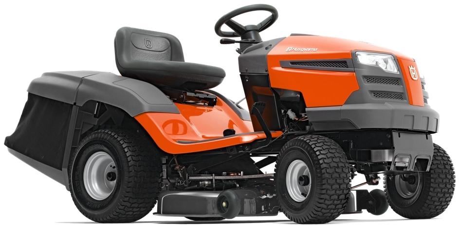 Садовый трактор Husqvarna TC138 садовый трактор husqvarna yth 184t