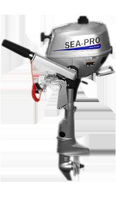 Четырехтактный лодочный мотор Sea-Pro F 2,5S