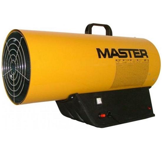 Тепловая газовая пушка Master BLP 53M  тепловая пушка 2 квт termatik
