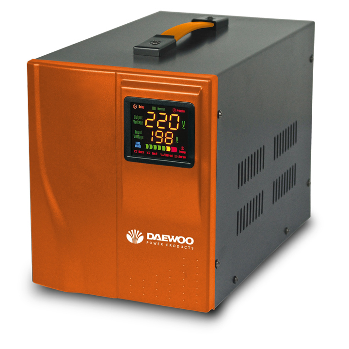 Стабилизатор DAEWOO DW-TZM2kVA (Basic Line)  стабилизатор daewoo dw tm1kva master line