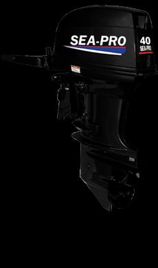 Лодочный мотор Sea-Pro T 40S подвесной лодочный мотор б у купить в петербурге