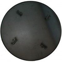 Затирочный диск GROST d-880 мм  привод бензиновый для grost d zmu g