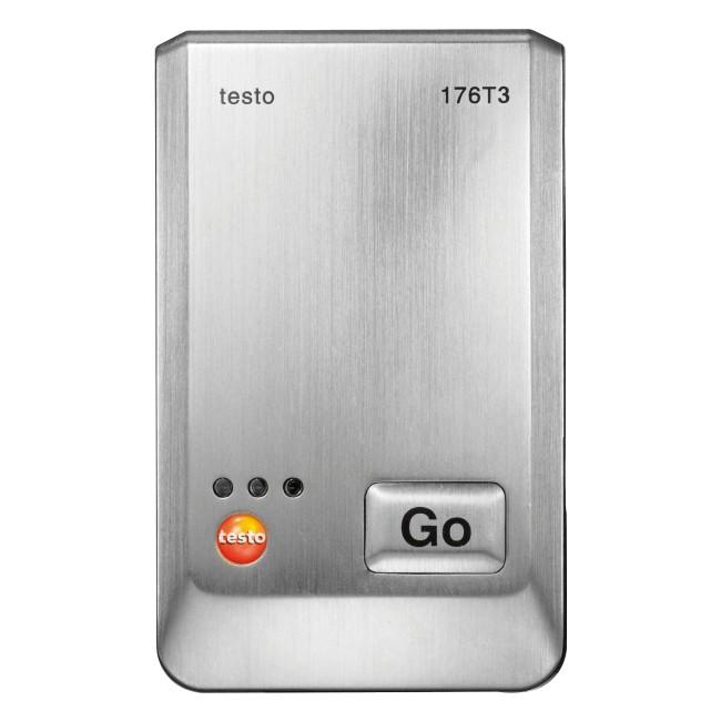 4-канальный логгер данных Testo 176 T3  цена