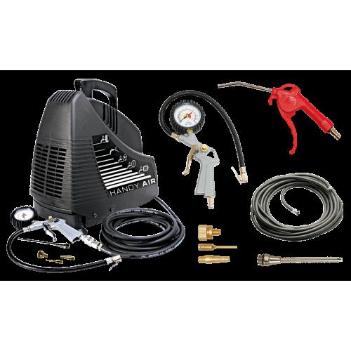 Подробнее о Компрессор поршневой Fubag  HANDY MASTER KIT компрессор fubag house master kit 5