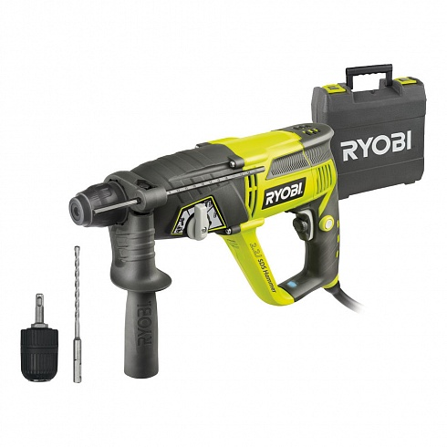 Перфоратор Ryobi ERH850RS  перфоратор ryobi erh 680 rs c1