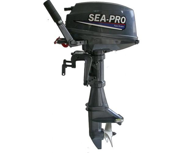 Лодочный мотор Sea-Pro T 8S подвесной лодочный мотор б у купить в петербурге
