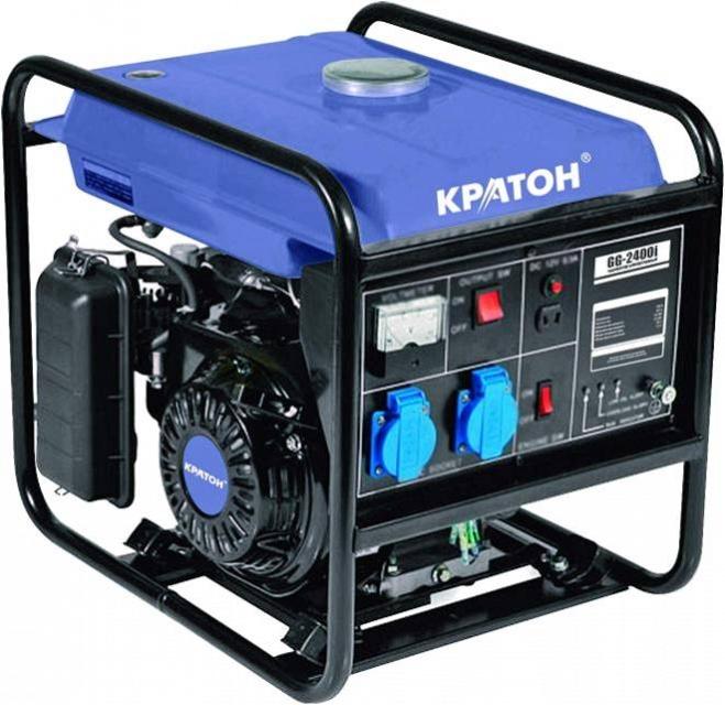 Инверторный генератор КРАТОН GG-2400i