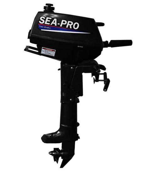 Лодочный мотор Sea-Pro T 4S подвесной лодочный мотор б у купить в петербурге