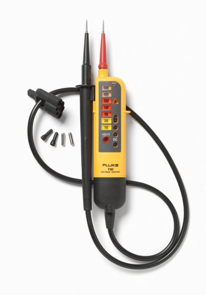 Тестер-пробник FLUKE T90  промышленный тестер пробник fluke t150