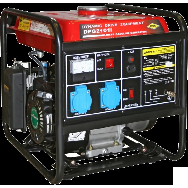 Генератор инверторного типа DDE DPG2101i  бензиновый генератор инверторного типа dde dpg1001si