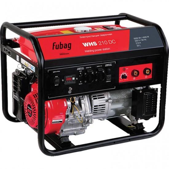 Подробнее о Сварочная электростанция FUBAG WHS 210 DC сварочная электростанция