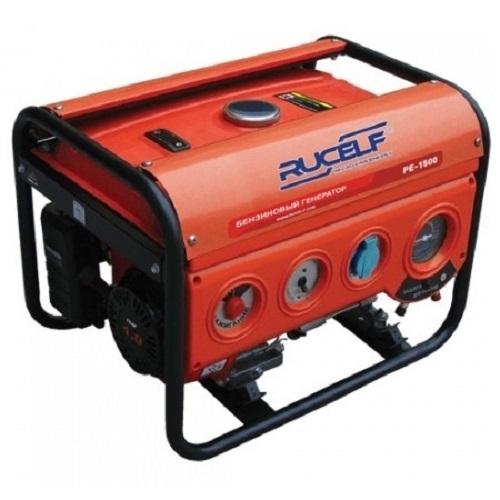 Генератор бензиновый RUCELF PNE-1500VA
