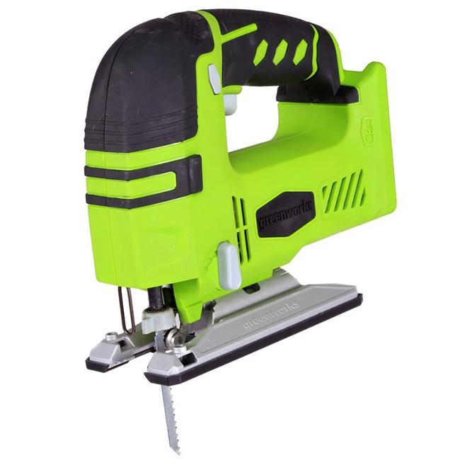 Аккумуляторный лобзик GreenWorks G24JS  цены