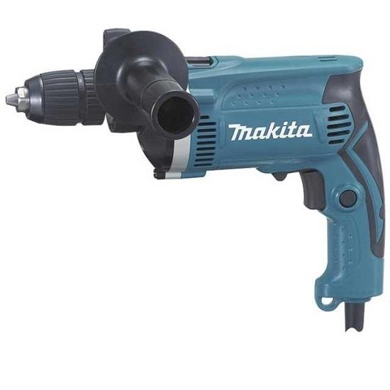 Дрель ударная Makita HP1631K  дрель ударная makita hp2030