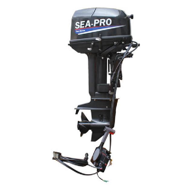 Лодочный мотор Sea-Pro T 25S&E подвесной лодочный мотор б у купить в петербурге