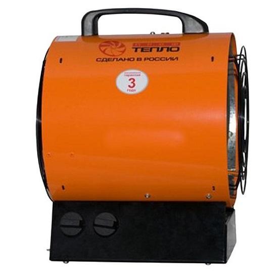 Тепловая электропушка ПрофТепло ТТ-3Т Апельсин