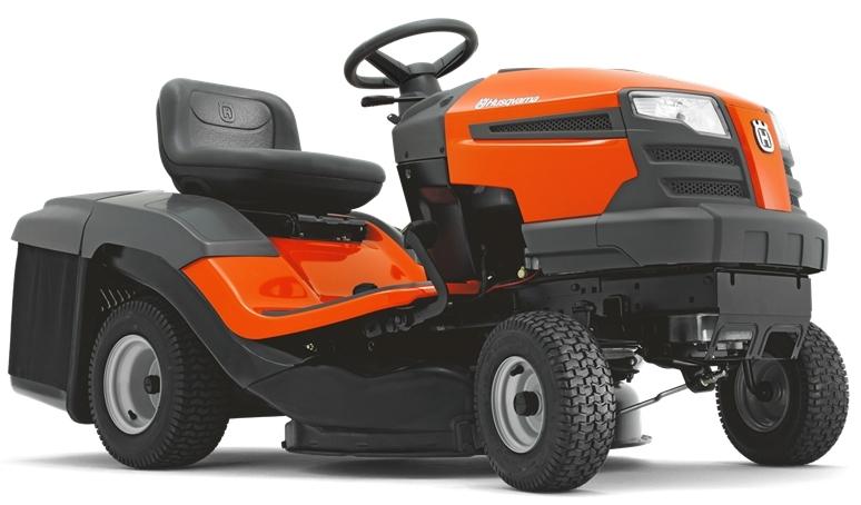 Садовый трактор Husqvarna TC130 садовый трактор husqvarna yth 184t