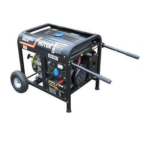 Генератор бензиновый Huter DY6500LXW  генератор бензиновый huter dy6500lxw