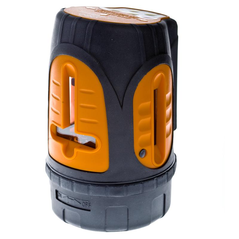 Линейный лазерный нивелир, построитель плоскости geo-Fennel FL 40 4-Liner  лазерный нивелир geo fennel fl 210 a
