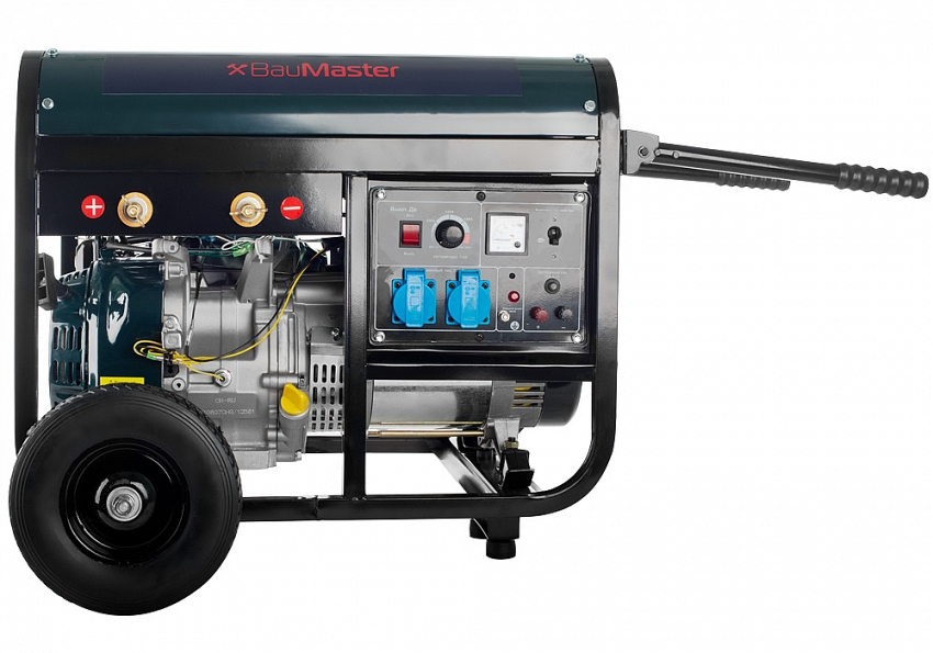 Сварочная электростанция BauMaster PG-8719WX  цены