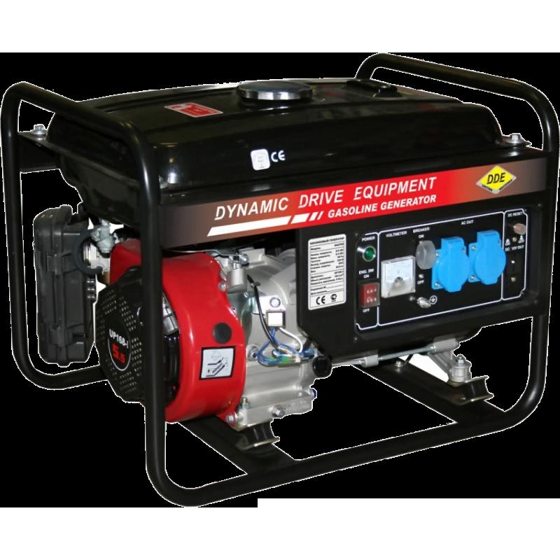 Бензиновый генератор DDE GG2700  электрогенератор dde gg 2700