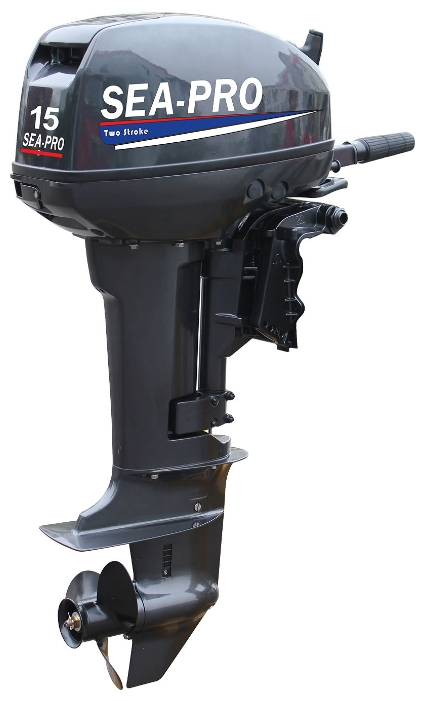 Лодочный мотор Sea-Pro T 15S подвесной лодочный мотор б у купить в петербурге