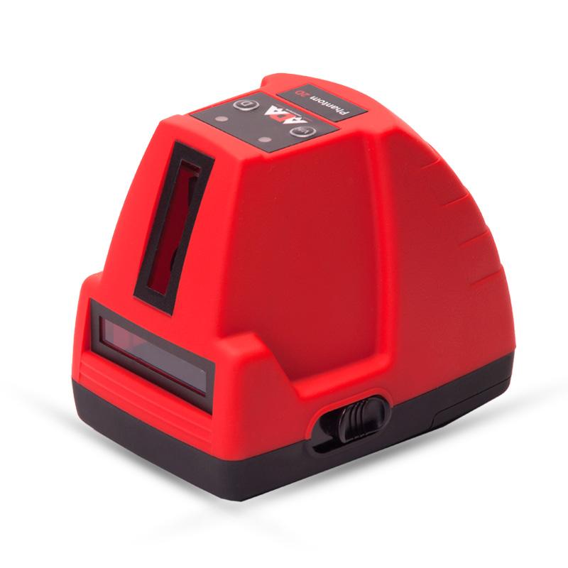 Линейный лазерный уровень (нивелир) ADA Phantom 2D лазерный нивелир ada phantom 2d